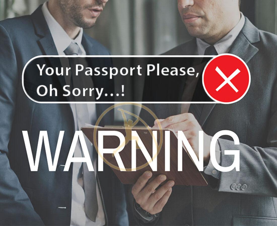oh passport LOGO