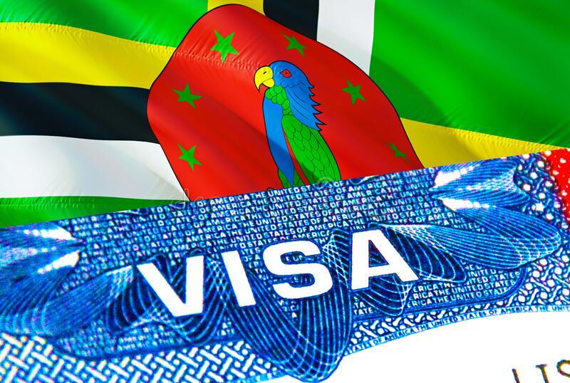 پاسپورت دومینیکا ویزای دبی
