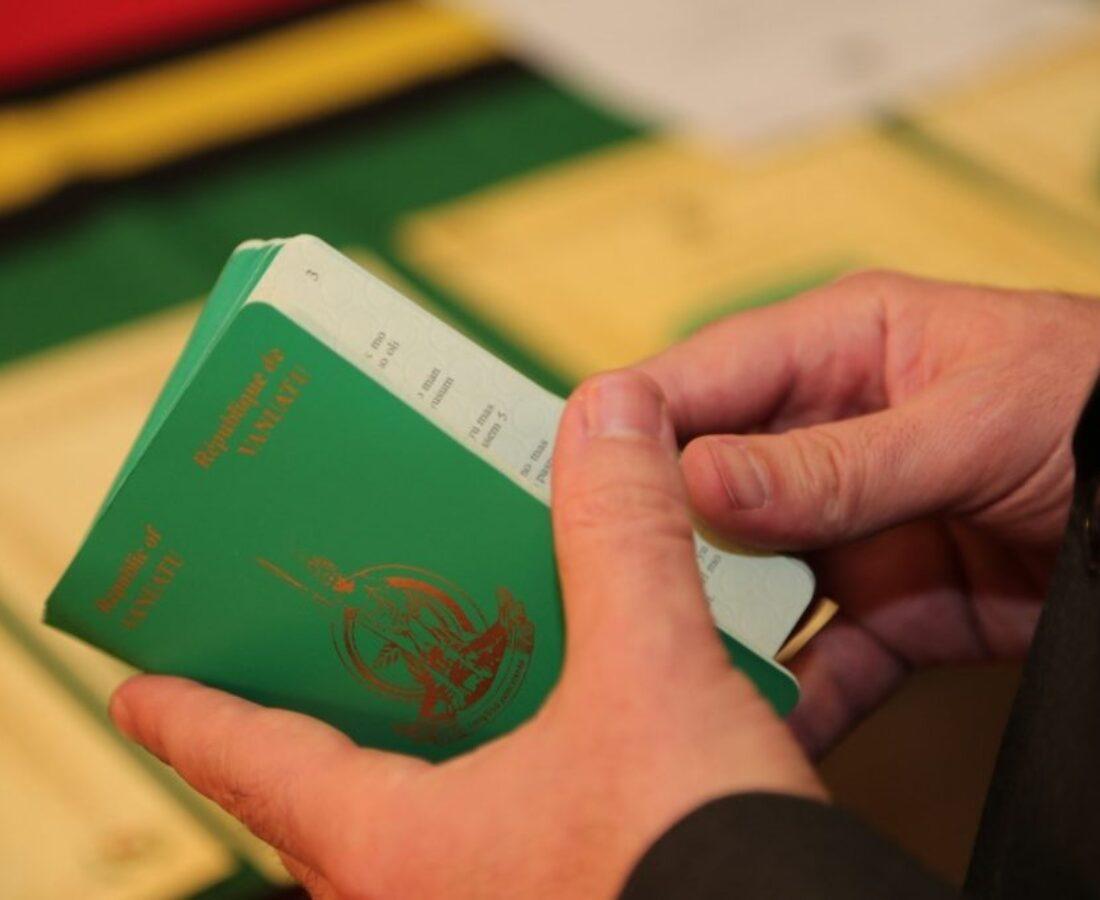 پاسپورت وانواتو