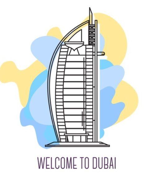 اقامت دبی