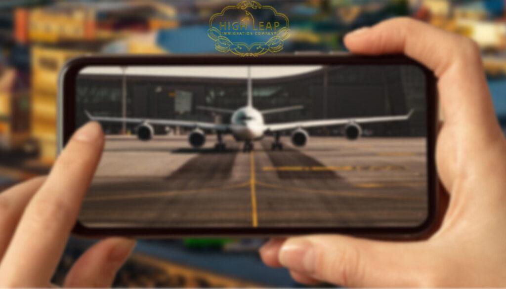 عکس فرودگاه برای سایت