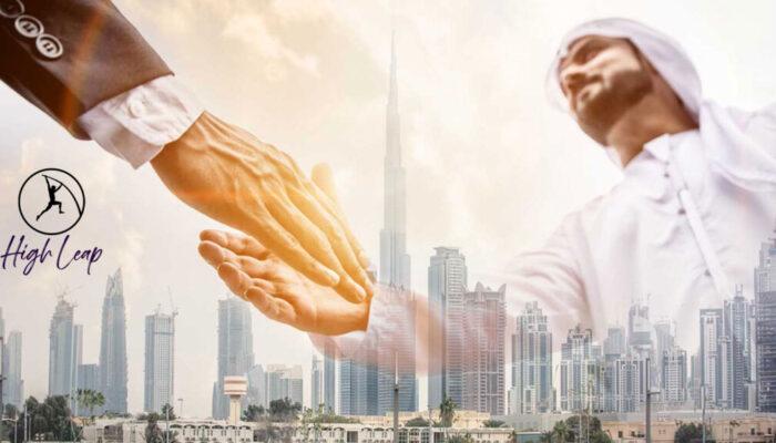 اقامت دبی با ثبت شرکت
